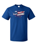 Standard Royal I'm Vermont Drunk! - Green Mountain State Pride USA 4th of July T-shirt