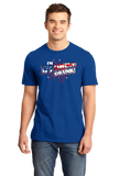 Standard Royal I'm Wyoming Drunk! - Cowboy Pride 4th of July USA Drinking T-shirt