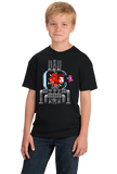 Youth Black Mother Brain Bill Murray - 90s Video Game Metroid Chive Fan T-shirt