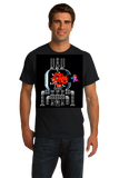 Standard Black Metroid: Mother Cat - Funny Nintendo 90s Gamer Cat Cute Fan T-shirt