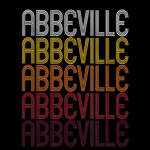 Abbeville, SC | Retro, Vintage Style South Carolina Pride