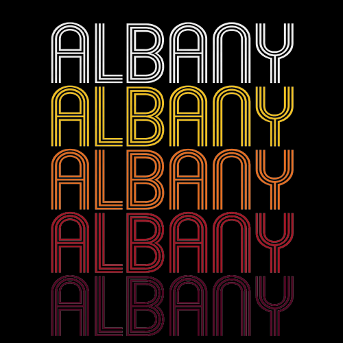 Albany, WI | Retro, Vintage Style Wisconsin Pride