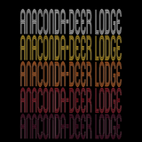 Anaconda-Deer Lodge, MT | Retro, Vintage Style Montana Pride