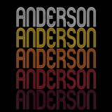 Anderson, SC | Retro, Vintage Style South Carolina Pride