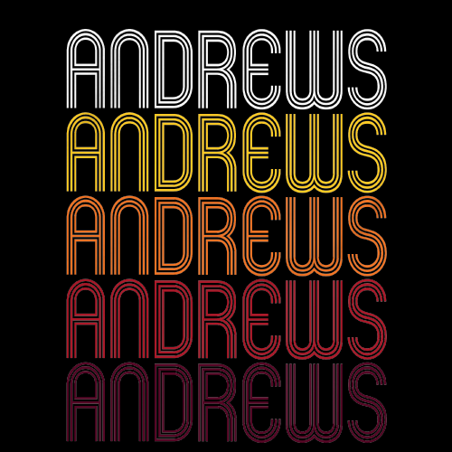 Andrews, IN | Retro, Vintage Style Indiana Pride