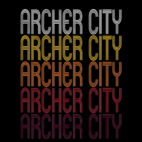 Archer City, TX | Retro, Vintage Style Texas Pride