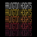 Arlington Heights, IL | Retro, Vintage Style Illinois Pride