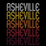 Asheville, NC | Retro, Vintage Style North Carolina Pride