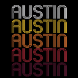 Austin, IN | Retro, Vintage Style Indiana Pride