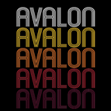 Avalon, CA | Retro, Vintage Style California Pride