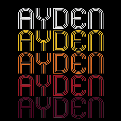 Ayden, NC | Retro, Vintage Style North Carolina Pride