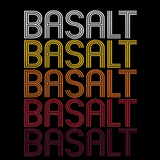 Basalt, CO | Retro, Vintage Style Colorado Pride