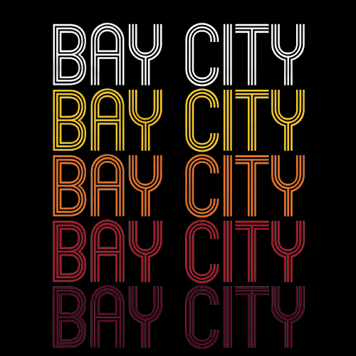 Bay City, OR | Retro, Vintage Style Oregon Pride