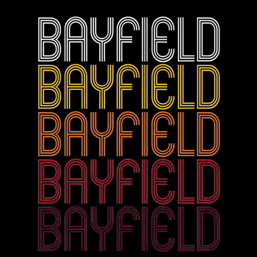 Bayfield, CO | Retro, Vintage Style Colorado Pride