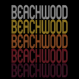 Beachwood, NJ | Retro, Vintage Style New Jersey Pride