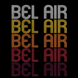 Bel Air, MD | Retro, Vintage Style Maryland Pride
