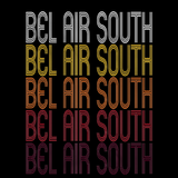 Bel Air South, MD | Retro, Vintage Style Maryland Pride