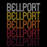 Bellport, NY | Retro, Vintage Style New York Pride