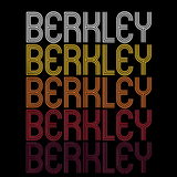 Berkley, MI | Retro, Vintage Style Michigan Pride