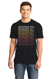 Standard Black Bessemer City, NC | Retro, Vintage Style North Carolina Pride  T-shirt