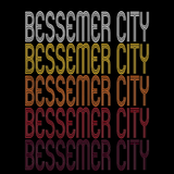 Bessemer City, NC | Retro, Vintage Style North Carolina Pride