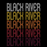 Black River, NY | Retro, Vintage Style New York Pride