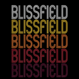 Blissfield, MI | Retro, Vintage Style Michigan Pride