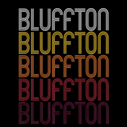 Bluffton, SC | Retro, Vintage Style South Carolina Pride