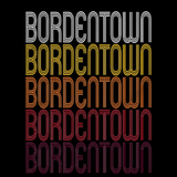 Bordentown, NJ | Retro, Vintage Style New Jersey Pride
