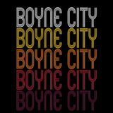 Boyne City, MI | Retro, Vintage Style Michigan Pride