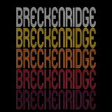 Breckenridge, CO | Retro, Vintage Style Colorado Pride