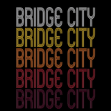 Bridge City, TX | Retro, Vintage Style Texas Pride