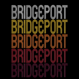 Bridgeport, CT | Retro, Vintage Style Connecticut Pride