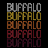 Buffalo, NY | Retro, Vintage Style New York Pride