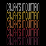 Cajah's Mountain, NC | Retro, Vintage Style North Carolina Pride