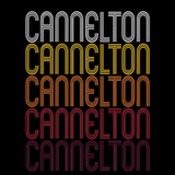 Cannelton, IN | Retro, Vintage Style Indiana Pride
