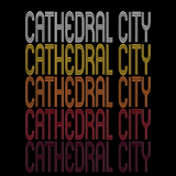 Cathedral City, CA | Retro, Vintage Style California Pride