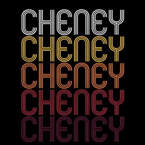 Cheney, KS | Retro, Vintage Style Kansas Pride