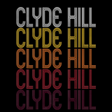 Clyde Hill, WA | Retro, Vintage Style Washington Pride