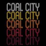 Coal City, IL | Retro, Vintage Style Illinois Pride