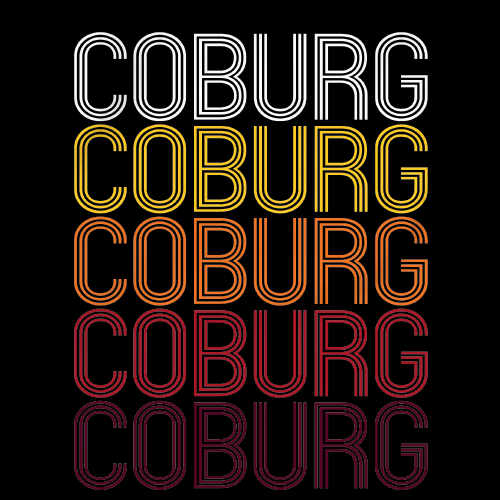 Coburg, OR | Retro, Vintage Style Oregon Pride