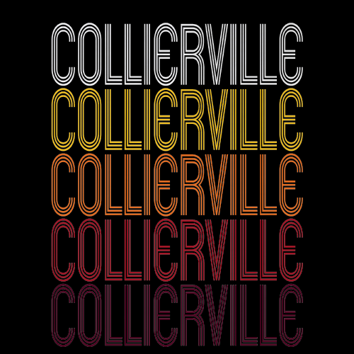Collierville, TN | Retro, Vintage Style Tennessee Pride