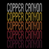 Copper Canyon, TX | Retro, Vintage Style Texas Pride