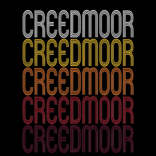 Creedmoor, NC | Retro, Vintage Style North Carolina Pride