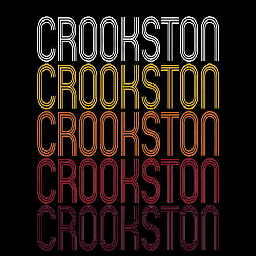 Crookston, MN | Retro, Vintage Style Minnesota Pride