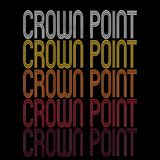 Crown Point, IN | Retro, Vintage Style Indiana Pride