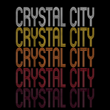 Crystal City, TX | Retro, Vintage Style Texas Pride