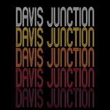Davis Junction, IL | Retro, Vintage Style Illinois Pride