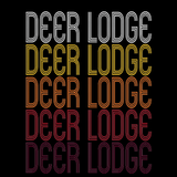 Deer Lodge, MT | Retro, Vintage Style Montana Pride