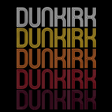 Dunkirk, IN | Retro, Vintage Style Indiana Pride